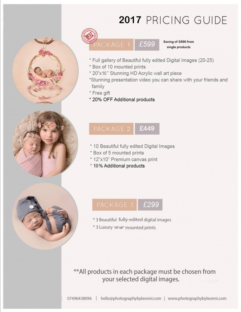 newborn baby photographer stockport