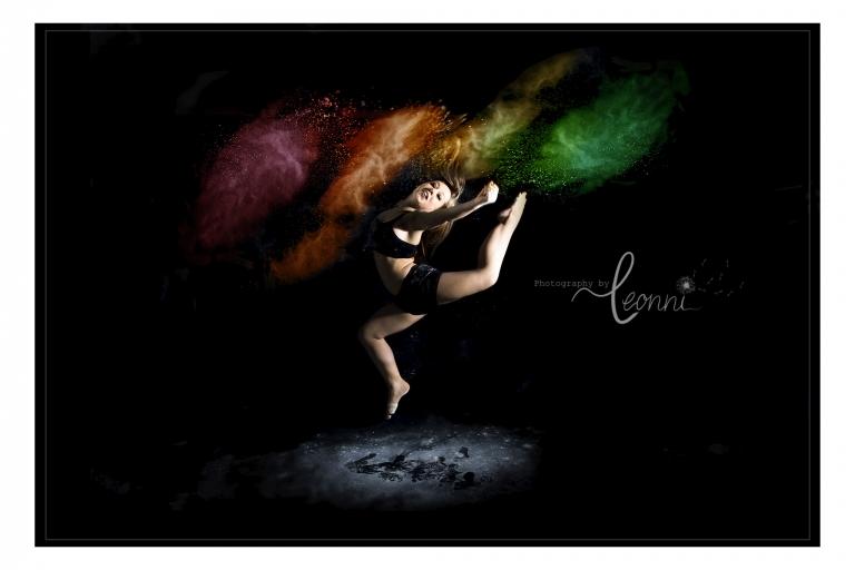Flour dance photography 6