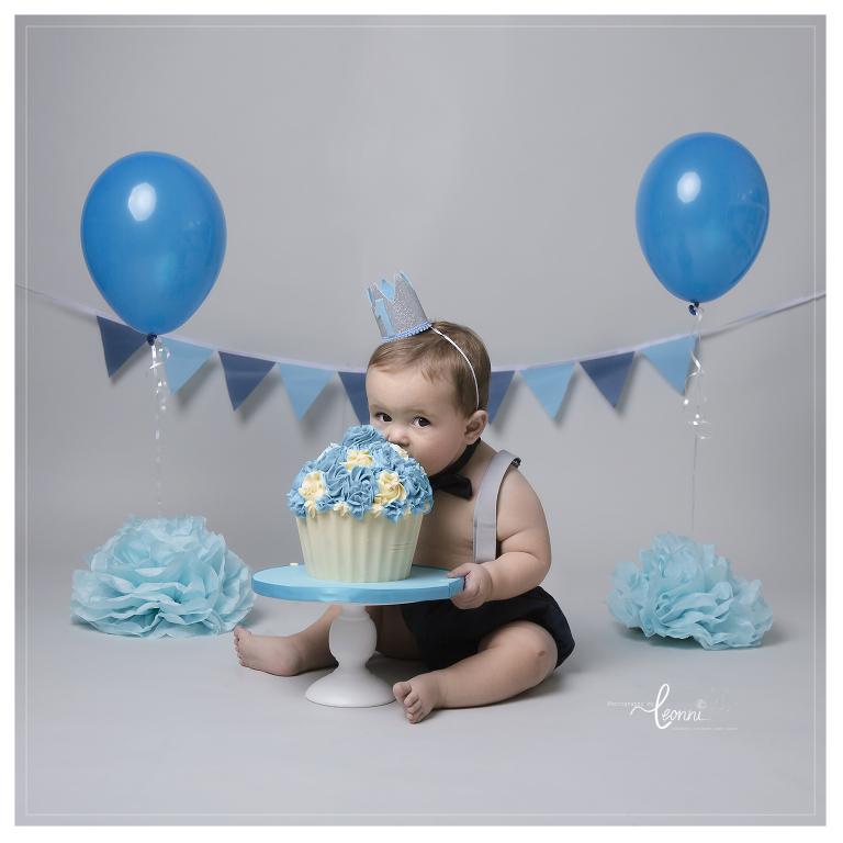 first birthday photo shoot stockport 2