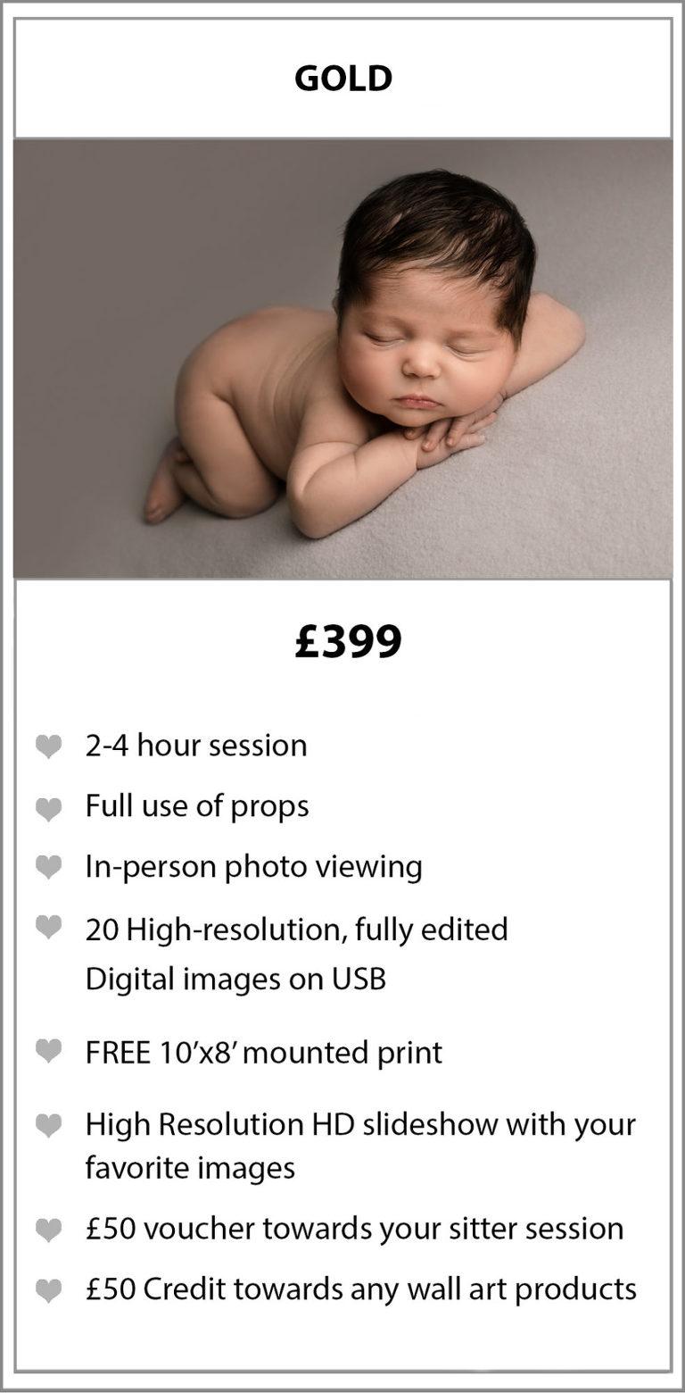 Newborn photographer stockport