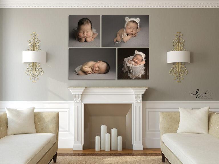 newborn photographer in Manchester