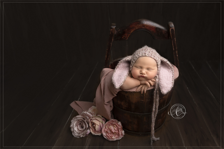 newborn photography stockport