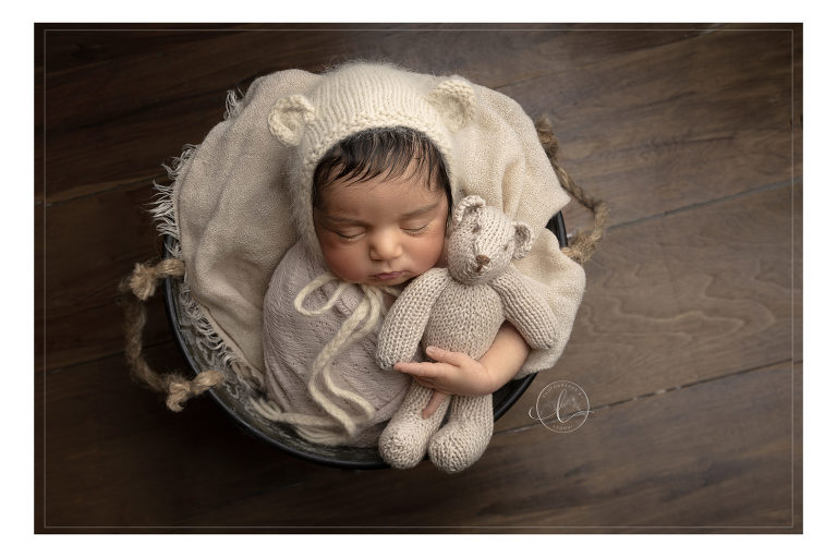 stylish newborn photography stockport
