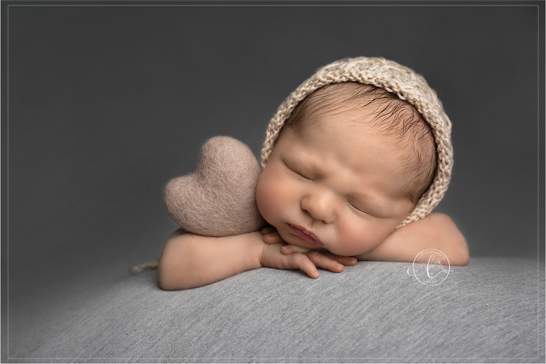 newborn photoshoot stockport