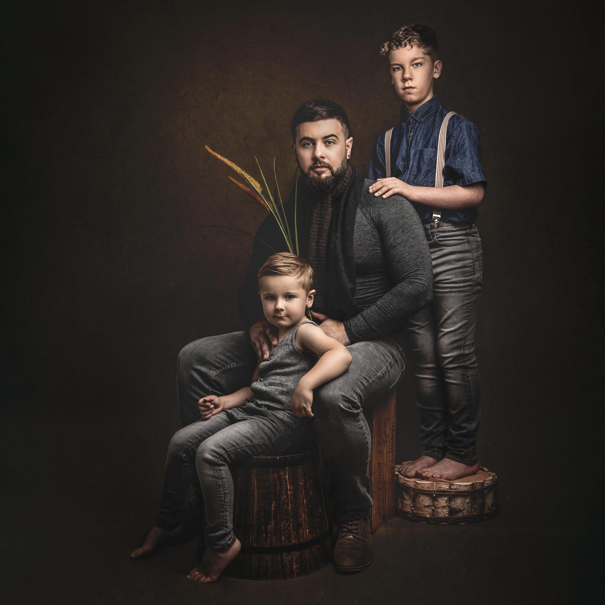 family photo shoot stockport1